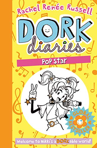 9781471144035: Pop Star (Dork Diaries)