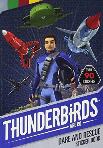 9781471145568: Thunderbirds Are Go Sticker Activity 2