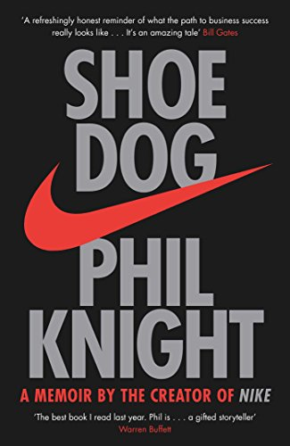 Shoe Dog: A Memoir By The Creator Of Nike 9781471146701 'A refreshingly honest reminder of what the path to business success really looks like ...It's an amazing tale' Bill Gates 'The best book I read last year was Shoe Dog, by Nike's Phil Knight. Phil is a very wise, intelligent and competitive fellow who is also a gifted storyteller' Warren Buffett In 1962, fresh out of business school, Phil Knight borrowed $50 from his father and created a company with a simple mission: import high-quality, low-cost athletic shoes from Japan. Selling the shoes from the boot of his Plymouth, Knight grossed $8000 in his first year. Today, Nike's annual sales top $30 billion. In an age of start-ups, Nike is the ne plus ultra of all start-ups, and the swoosh has become a revolutionary, globe-spanning icon, one of the most ubiquitous and recognisable symbols in the world today. But Knight, the man behind the swoosh, has always remained a mystery. Now, for the first time, he tells his story. Candid, humble, wry and gutsy, he begins with his crossroads moment when at 24 he decided to start his own business. He details the many risks and daunting setbacks that stood between him and his dream - along with his early triumphs. Above all, he recalls how his first band of partners and employees soon became a tight-knit band of brothers. Together, harnessing the transcendent power of a shared mission, and a deep belief in the spirit of sport, they built a brand that changed everything. A memoir rich with insight, humour and hard-won wisdom, this book is also studded with lessons - about building something from scratch, overcoming adversity, and ultimately leaving your mark on the world.