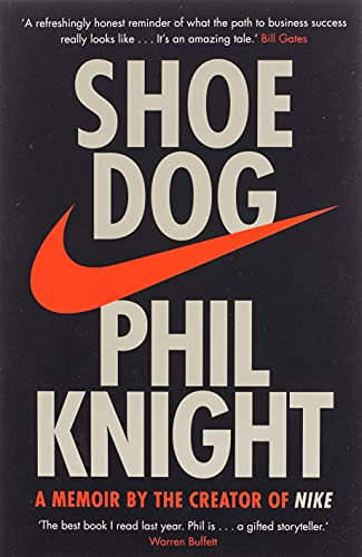 9781471146725: Shoe Dog: A Memoir by the Creator of NIKE