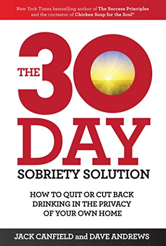 The 30-Day Sobriety Solution: How to Cut Back or Quit Drinking in the Privacy of Your Home: ...