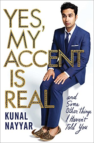 9781471152795: Yes, My Accent is Real: A Memoir