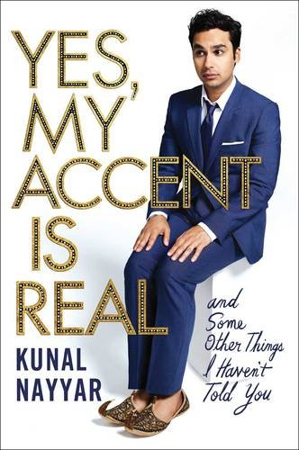 9781471152801: Yes, My Accent is Real: A Memoir