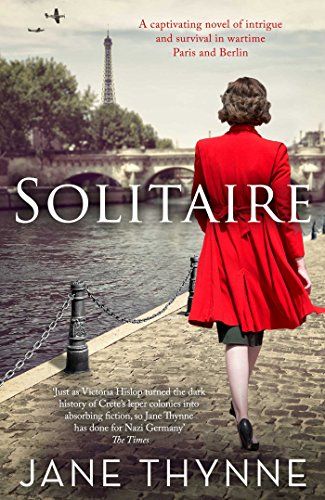 9781471155796: Solitaire: A captivating novel of intrigue and survival in wartime Paris (Clara Vine 5)
