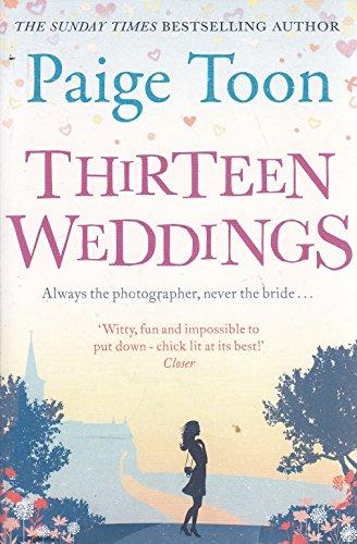9781471157394: Thirteen Weddings Pa