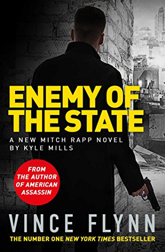 9781471157776: Enemy of the State (Volume 16) (The Mitch Rapp Series)