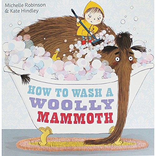 9781471158100: How to Wash a Woolly Mammothpa