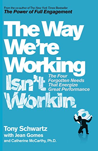 9781471158407: The Way We're Working Isn't Working