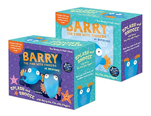 9781471159671: Splash and Snooze with Barry the Fish with Fingers
