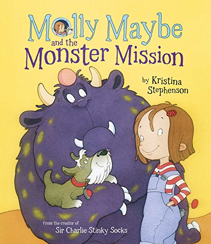 9781471160547: Molly Maybe and the Monster Mission