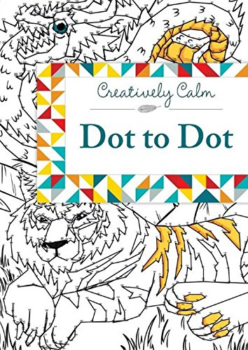 Creatively Calm: Dot to Dot (Paperback): Jeremy Mariez