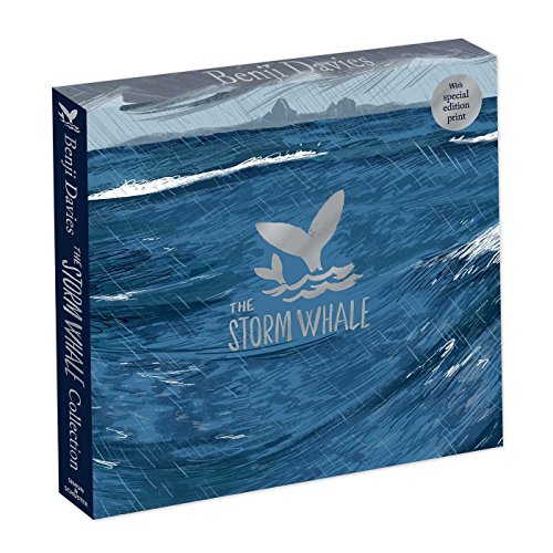 9781471161728: The Storm Whale Slipcase: The Storm Whale in Winter