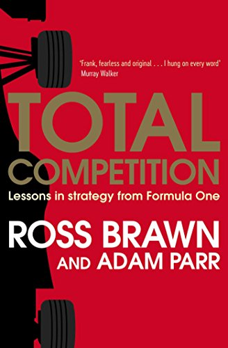 9781471162381: Total Competition: Lessons in Strategy from Formula One
