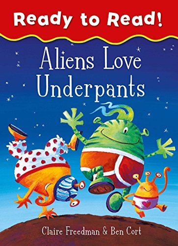 9781471163333: Aliens Love Underpants Ready to Read