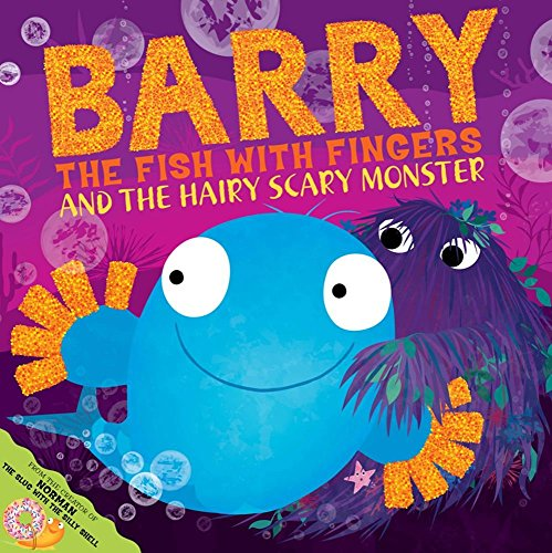 9781471163432: Barry the Fish With Fingers Pa