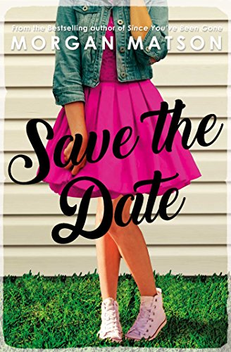 Save the date Cover