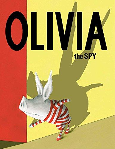 9781471164231: Olivia The Spy