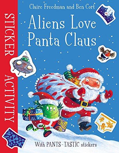 9781471164309: Aliens Love Panta Claus: Sticker Activity