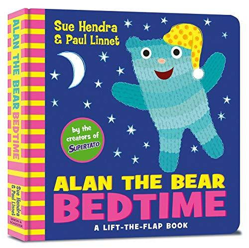 9781471173202: Alan the Bear Bedtime