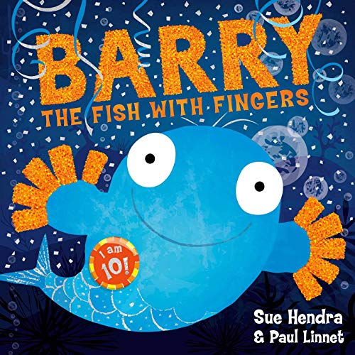 9781471178184: Barry the Fish with Fingers Anniversary Edition