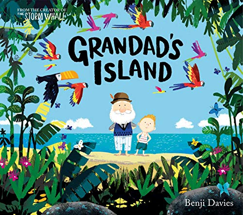 9781471185106: Davies, B: Grandad's Island