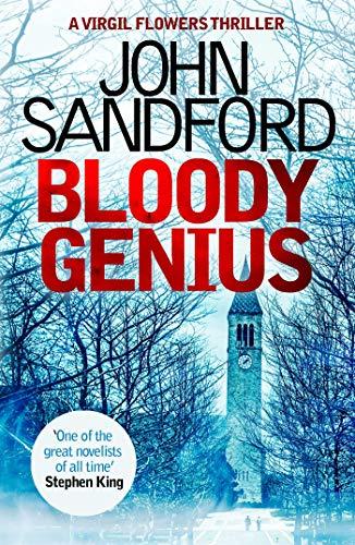 9781471185571: Bloody Genius: Virgil Flowers 12