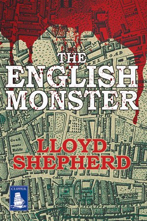 9781471200090: The English Monster (Large Print Edition)
