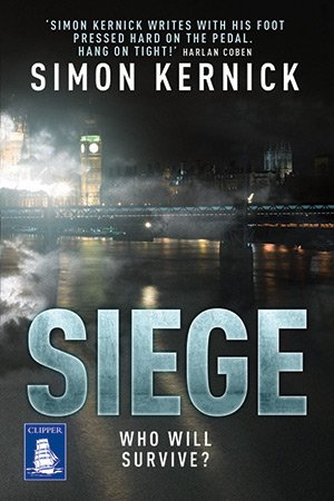 9781471201646: Siege (Large Print Edition)