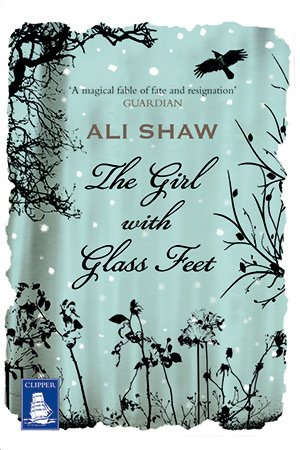 9781471202957: The Girl With Glass Feet (Large Print Edition)