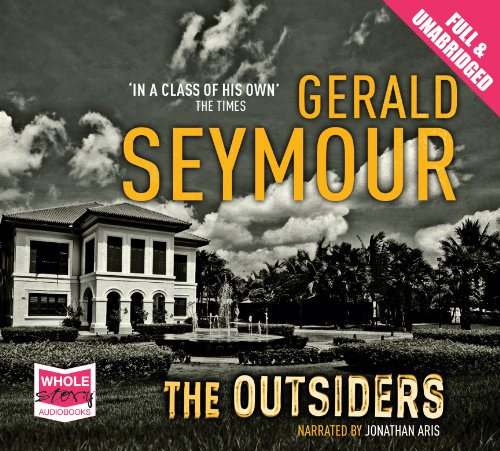 The Outsiders (1471203042) by Seymour, Gerald
