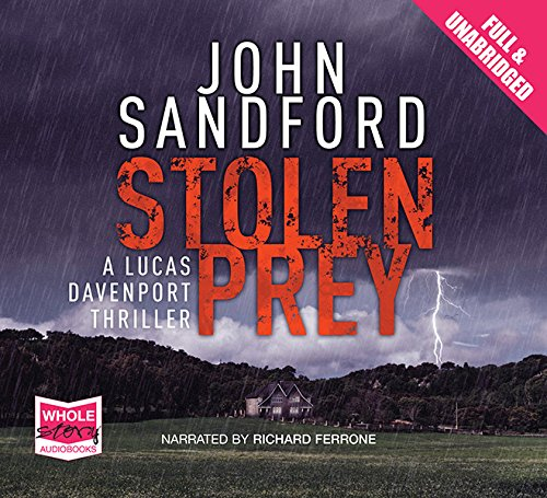 9781471203633: [(Stolen Prey)] [by: John Sandford]
