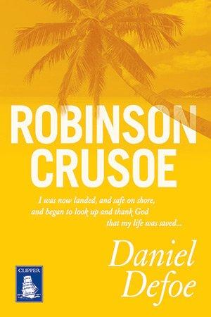 9781471213458: Robinson Crusoe (Large Print Edition)