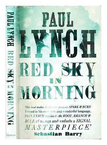 9781471232343: Red Sky in the Morning (Large Print Edition)