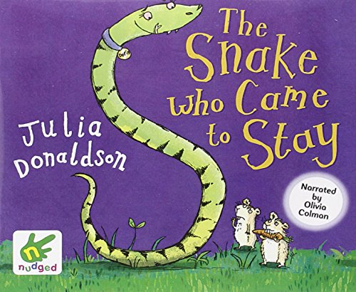 9781471235672: The Snake Who Came to Stay