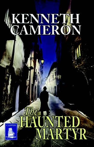 9781471238628: The Haunted Martyr (Large Print Edition)