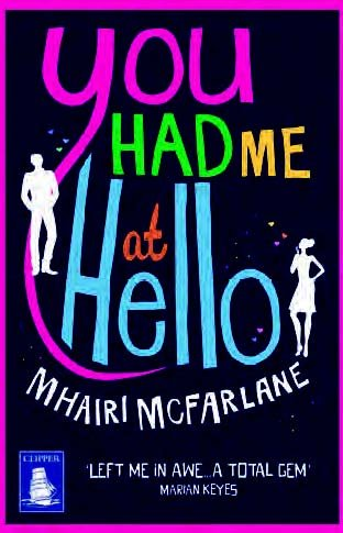 9781471239014: You Had Me At Hello (Large Print Edition)