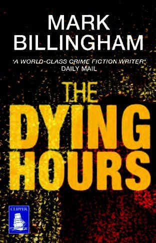 9781471241123: The Dying Hours (Large Print Edition)