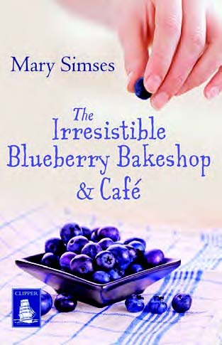 9781471242687: The Irresistible Blueberry Bakeshop & Cafe (Large Print Edition)