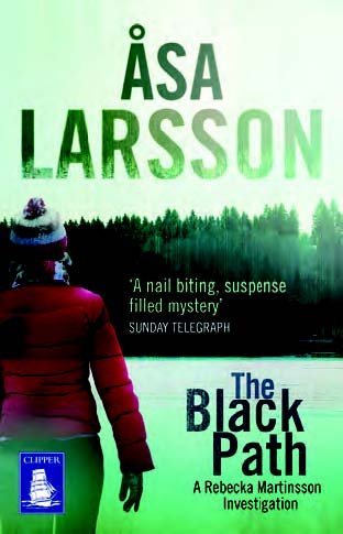 9781471244230: The Black Path (Large Print Edition)