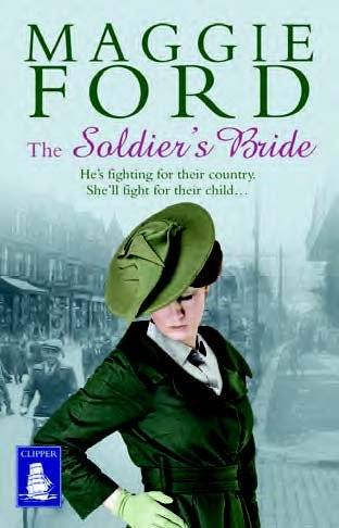9781471254147: The Soldier's Bride (Large Print Edition)