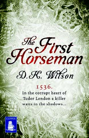 9781471266430: The First Horseman (Large Print Edition)