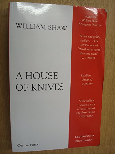 9781471266805: A House of Knives (Large Print Edition)