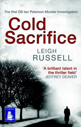 9781471267406: Cold Sacrifice: The First DS Ian Peterson Murder Investigation (Large Print Edition)