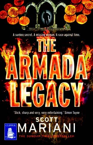 9781471267536: The Armada Legacy (Large Print Edition)