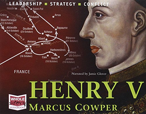 Command: Henry V (Unabridged Audiobook): Marcus Cowper; Jamie