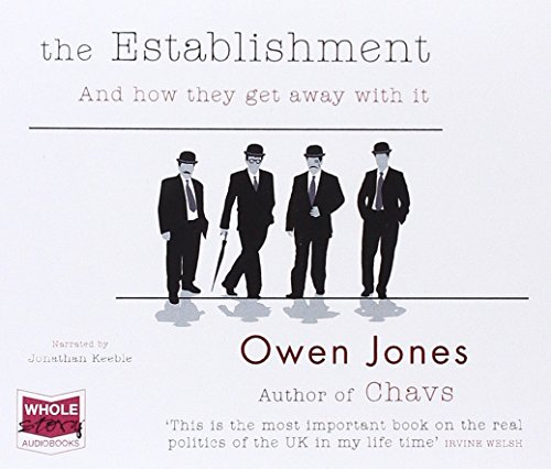 9781471290459: The Establishment