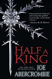 9781471294785: Half A King (Large Print Edition)