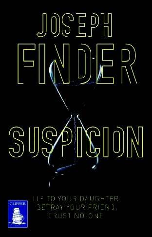 9781471294853: Suspicion (Large Print Edition)