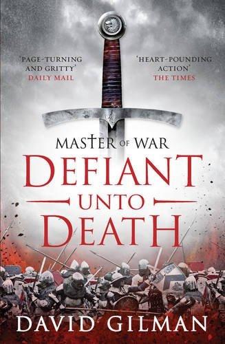 9781471296000: Master of War: Defiant Unto Death (Large Print Edition)