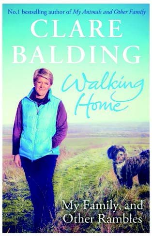 9781471296079: Walking Home: My Family and Other Rambles (Large Print Edition)